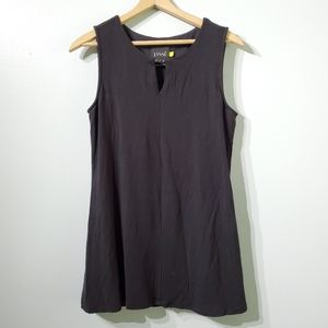 Lysse Black Tunic Top